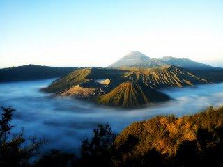 Objek Wisata Gunung Bromo Jawa Timur