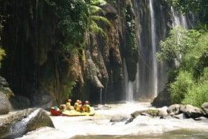 Wisata Rafting Pekalen Probolinggo