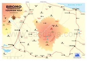 Rute Dan Jalur Gunung Bromo Dari Surabaya
