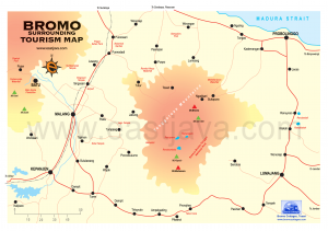 Rute Dan Jalur Gunung Bromo Dari Surabaya Malang