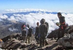 Rute Dan Jalur Pendakian Puncak Gunung Semeru Mahameru