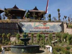 HOTEL LAVA VIEW LODGE