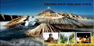 Pakej Percutian Malang Bromo